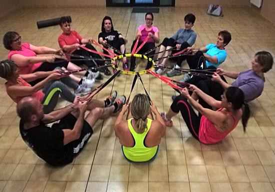 AGV Pernes Activités Salle Cross training