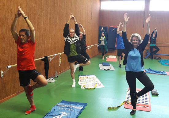 AGV Pernes Gym Equilibre